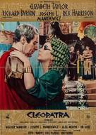 Cleopatra - Italian Movie Poster (xs thumbnail)