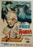Diary of a Madman - Italian Movie Poster (xs thumbnail)