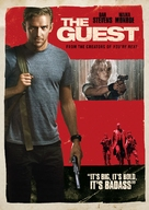 The Guest - DVD cover (xs thumbnail)