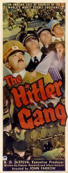 The Hitler Gang - Movie Poster (xs thumbnail)
