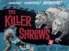 The Killer Shrews - British Movie Poster (xs thumbnail)