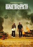 Bad Boys II - German Movie Poster (xs thumbnail)