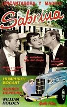 Sabrina - Argentinian VHS cover (xs thumbnail)