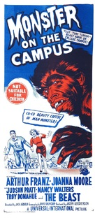 Monster on the Campus - Australian Movie Poster (xs thumbnail)