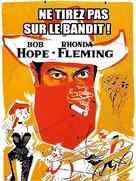 Alias Jesse James - French Movie Poster (xs thumbnail)