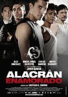 Alacrán enamorado - Spanish Movie Poster (xs thumbnail)