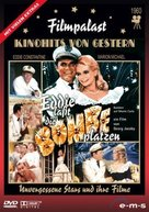 Bomben auf Monte Carlo - German Movie Cover (xs thumbnail)