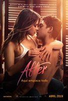 After - Peruvian Movie Poster (xs thumbnail)