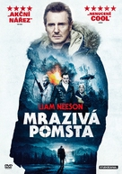 Cold Pursuit - Czech DVD movie cover (xs thumbnail)