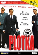 Le placard - Polish DVD cover (xs thumbnail)