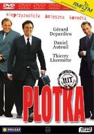 Le placard - Polish DVD movie cover (xs thumbnail)