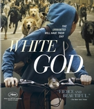 Fehér isten - Blu-Ray movie cover (xs thumbnail)