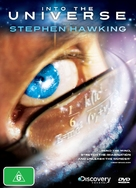 """Into the Universe with Stephen Hawking"" - Australian DVD cover (xs thumbnail)"