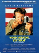 Good Morning, Vietnam - French Movie Poster (xs thumbnail)