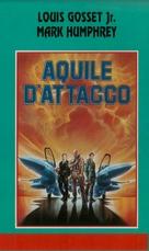 Iron Eagle - Italian VHS cover (xs thumbnail)