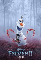 Frozen II - Movie Poster (xs thumbnail)