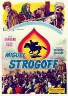 Michel Strogoff - Spanish Movie Poster (xs thumbnail)