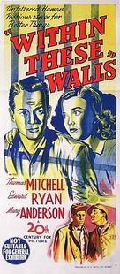 Within These Walls - Australian Movie Poster (xs thumbnail)