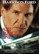 Air Force One - Spanish Movie Poster (xs thumbnail)