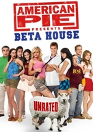 American Pie Presents: Beta House - DVD cover (xs thumbnail)