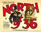 North of 36 - British Movie Poster (xs thumbnail)