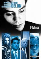 L'eclisse - French DVD cover (xs thumbnail)