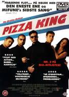 Pizza King - Danish poster (xs thumbnail)