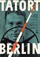 Tatort Berlin - German Movie Poster (xs thumbnail)