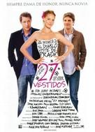 27 Dresses - Spanish Movie Poster (xs thumbnail)