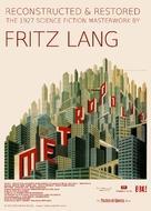 Metropolis - British Movie Poster (xs thumbnail)