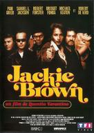 Jackie Brown - French DVD movie cover (xs thumbnail)