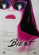 The Crush - German Movie Poster (xs thumbnail)