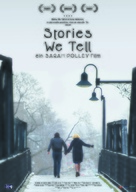 Stories We Tell - German Movie Poster (xs thumbnail)