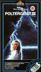 Poltergeist III - VHS cover (xs thumbnail)