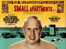 Small Apartments - British Movie Poster (xs thumbnail)