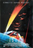 Star Trek: Insurrection - Turkish Movie Poster (xs thumbnail)