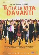 Tutta la vita davanti - Italian Movie Cover (xs thumbnail)