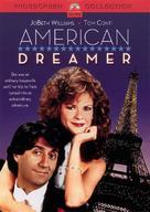 American Dreamer - DVD cover (xs thumbnail)
