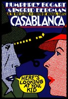 Casablanca - Polish Homage movie poster (xs thumbnail)