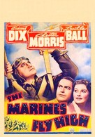 The Marines Fly High - Movie Poster (xs thumbnail)
