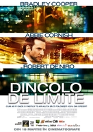 Limitless - Romanian Movie Poster (xs thumbnail)