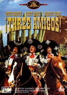 ¡Three Amigos! - Australian DVD movie cover (xs thumbnail)