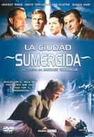 The City Under the Sea - Spanish DVD movie cover (xs thumbnail)