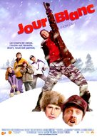 Snow Day - French Movie Poster (xs thumbnail)