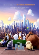 The Secret Life of Pets - Swiss Movie Poster (xs thumbnail)