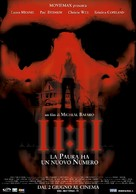 11:11 - Italian Movie Poster (xs thumbnail)