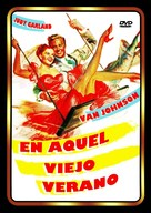 In the Good Old Summertime - Spanish DVD cover (xs thumbnail)