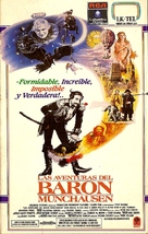 The Adventures of Baron Munchausen - Argentinian Movie Cover (xs thumbnail)