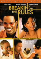 Breakin' All the Rules - DVD cover (xs thumbnail)