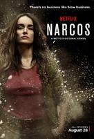 """""""Narcos"""" - Movie Poster (xs thumbnail)"""